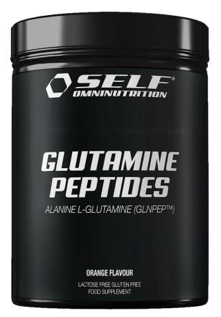 Self Omninutrition Glutamine Peptides - Self Omninutrition