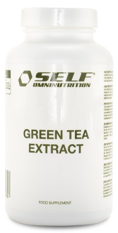 Self Omninutrition Green Tea, Kosttillskott - Self Omninutrition