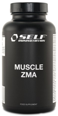 Self Omninutrition Muscle:ZMA, Kosttillskott - Self Omninutrition
