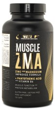 Self Omninutrition Muscle:ZMA