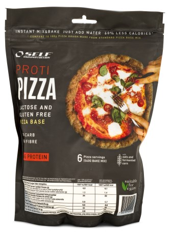 Self Omninutrition Proti Pizza, Livsmedel - Self Omninutrition