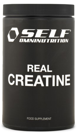 Self Omninutrition Real Creatine, Kosttillskott - Self Omninutrition