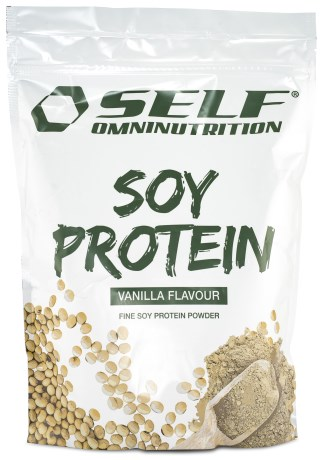 Self Omninutrition Soy Protein, Kosttillskott - Self Omninutrition