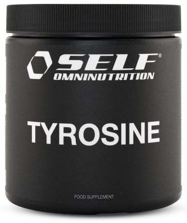 Self Omninutrition Tyrosine - Self Omninutrition