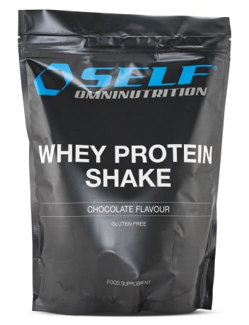 Self Omninutrition Whey Shake, Kosttillskott - Self Omninutrition