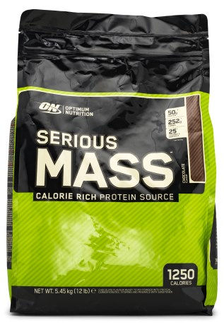 Serious Mass, Kosttillskott - Optimum Nutrition