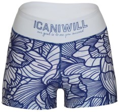 ICANIWILL Porslin Shorts Women