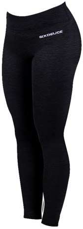 Six Deuce Rough Melange Tights - Six Deuce