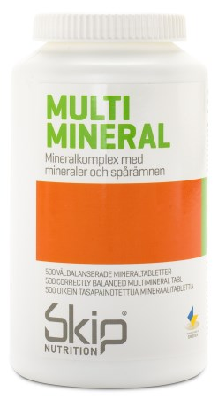 Skip Multimineral - Skip Nutrition