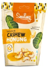 Smiling Cashew Honungsrost Fairtrade EKO