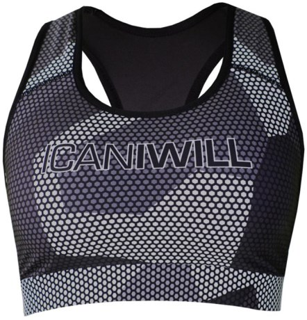 ICANIWILL Diffuze Sport Bra,  - ICANIWILL