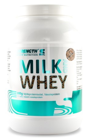 Strength Milk & Whey , Kosttillskott - Strength