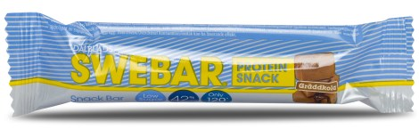 Swebar Low Sugar Snack Bar, Livsmedel - Dalblads