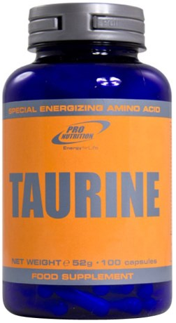 Pro Nutrition Taurine - Pro Nutrition