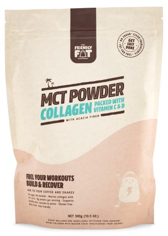The Friendly Fat Company MCT Collagen, Kosttillskott - The Friendly Fat Company