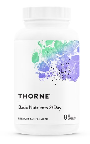 Thorne Basic Nutrients 2/day, Kosttillskott - Thorne Research