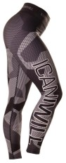ICANIWILL Diffuze Camo Tights Women