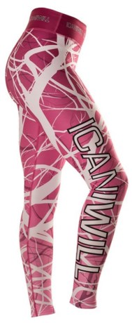 ICANIWILL Forrest Tights,  - ICANIWILL