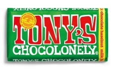Tonys Chocolonely Milk Chocolate Hazelnut