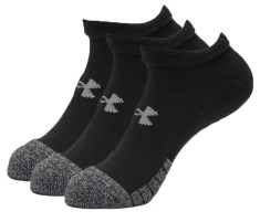Under Armour Heatgear Noshow 3-pack