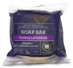 Urtekram Purple Lavender Soap Bar Eko