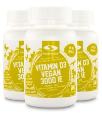 Vitamin D3 Vegan 3000 IE