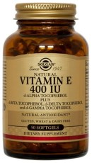Solgar Vitamin E 268 mg