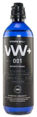 Vitamin Well + 001,  - VitaminWell