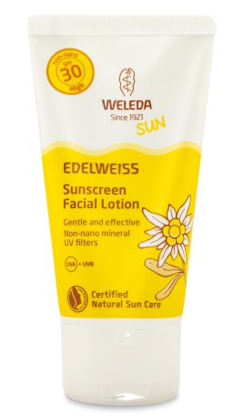 Weleda Sunscreen Facial Lotion SPF 30 - Weleda