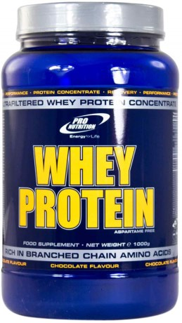 Pro Nutrition Whey Protein, Livsmedel - Pro Nutrition