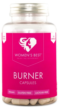 Womens Best Burner Capsules, Kosttillskott - Womens Best