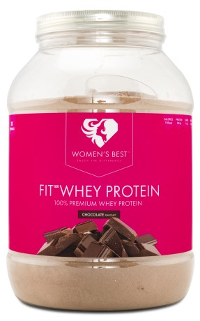 Womens Best Fit Whey Protein, Kosttillskott - Womens Best