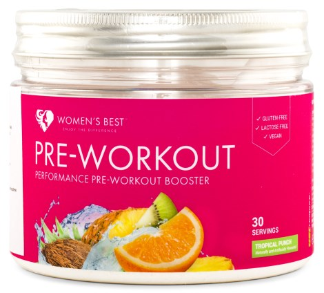 Womens Best Pre Workout Booster , Kosttillskott - Womens Best
