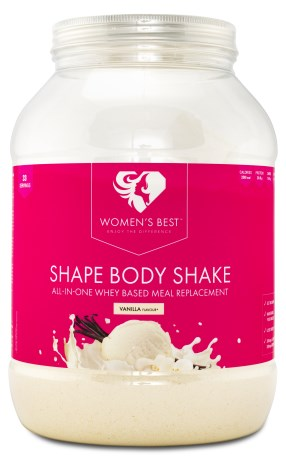Womens Best Shape Body Shake, Livsmedel - Womens Best