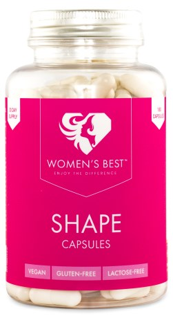 Womens Best Shape Capsules, Kosttillskott - Womens Best