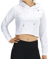 Workout Empire Core Cropped Hoodie