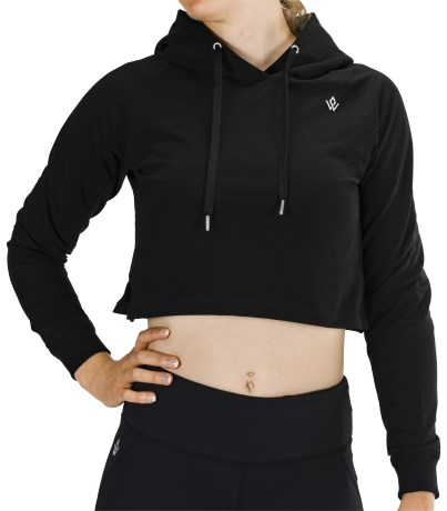 Workout Empire Core Cropped Hoodie - Workout Empire