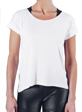 Workout Empire Core Pleated Tee