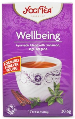 Yogi Tea Wellbeing,  - Yogi