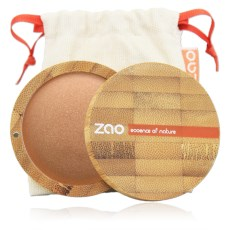 Zao Cooked Bronzer Powder