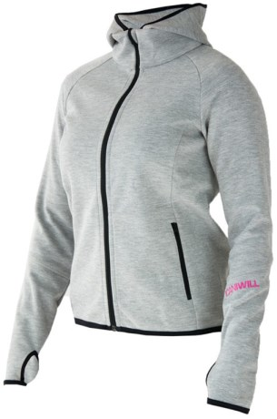 ICANIWILL Perform Zip Hoodie Women,  - ICANIWILL