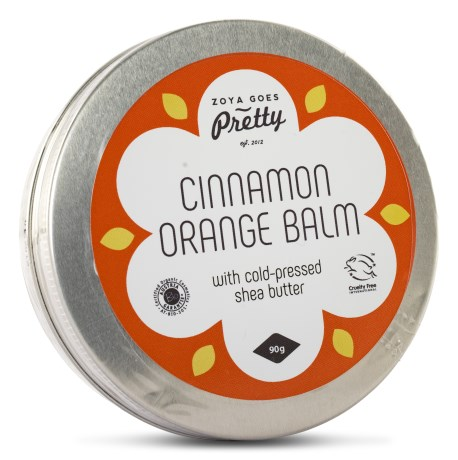 Zoya Cinnamon Orange Balm - Zoya Goes Pretty