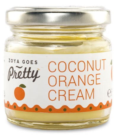 Zoya Coconut Orange Cream - Zoya Goes Pretty