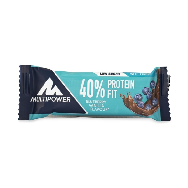 Multipower 40% Protein Fit Bar - Kort datum