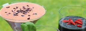 Recept: Maca-smoothie