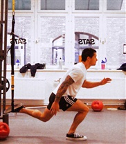 TRX Split Squat