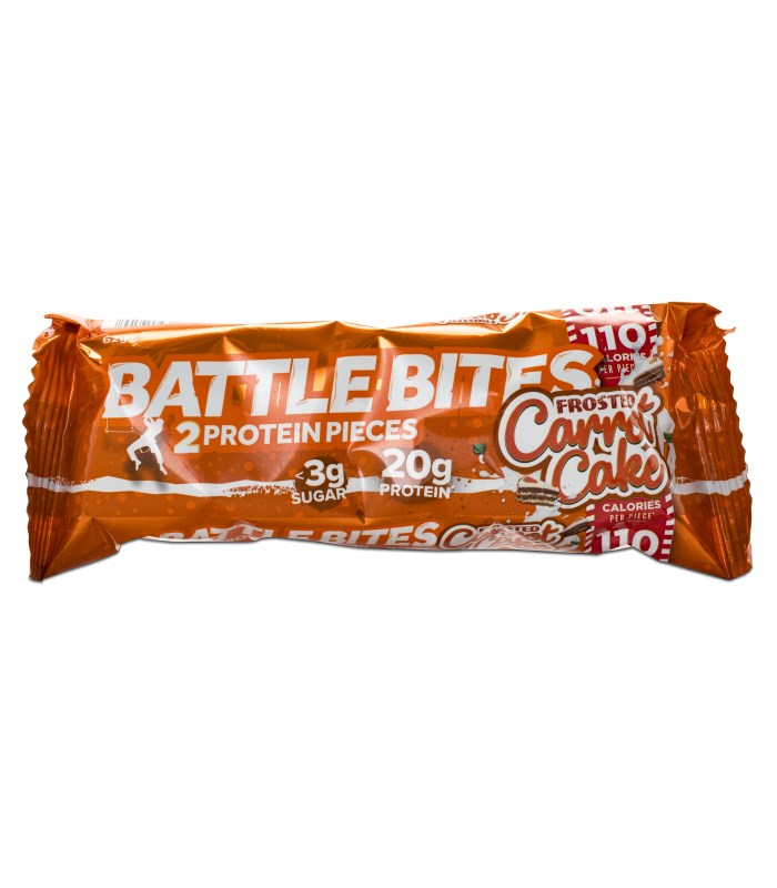 Battle Snacks Battle Bites - Kort Datum - Battle Snacks