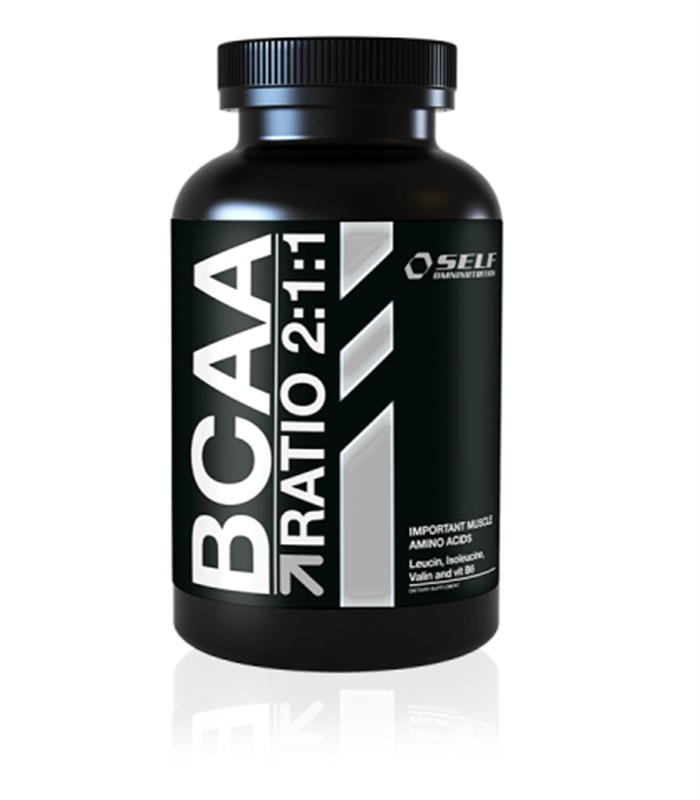 Self BCAA - Self Omninutrition