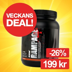 Veckans Deal: Raw Rampage