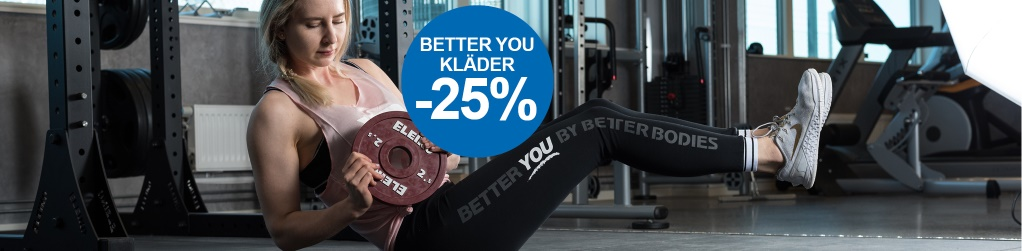 Better You kläder -25%